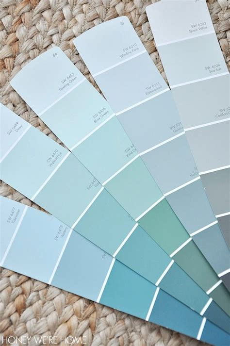 Benjamin Moore Soothing Green Choosing Paint For The Dining Room Sherwin Williams Sea