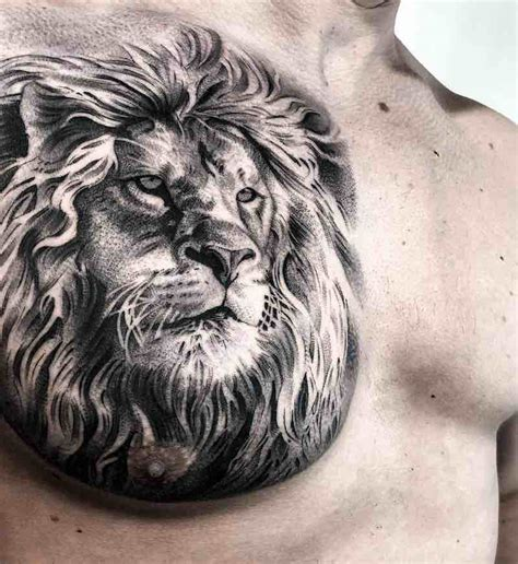 what does a lion tattoo mean pictures for best image konpax 2018