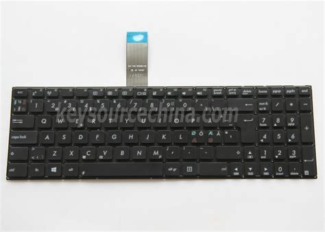 Keyboard Asus A550 X550 by Asus Nordic Laptop Keyboards Key Source For Keyboard