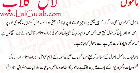Importance Of Trees Essay In Urdu by Environment Essay In Urdu Mahol Ki Safai Mahol Ki Aloodgi Par Mazmoon Urdu Essay Mazmoon Urdu