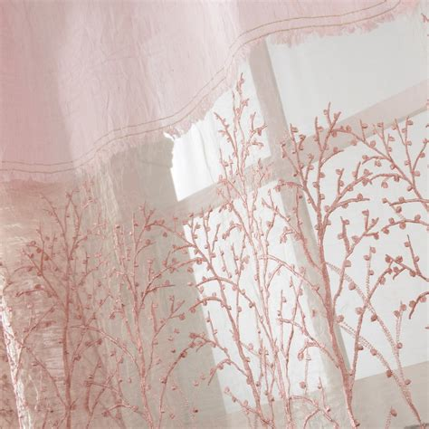 pink lace curtains embroidery patterns for curtains makaroka com
