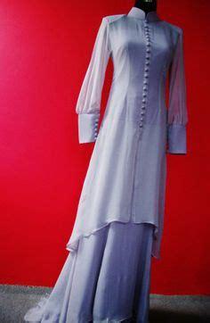 Maxi Dress Santika baju kurung moden lace minimalis baju raya 2016 fesyen