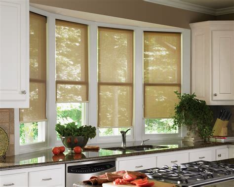 Kitchen Window Coverings Roller Shades Window Shades Shades St Augustine Fl