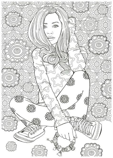 libro rebel colouring for girls las 25 mejores ideas sobre libros para colorear en y m 225 s coloring pages