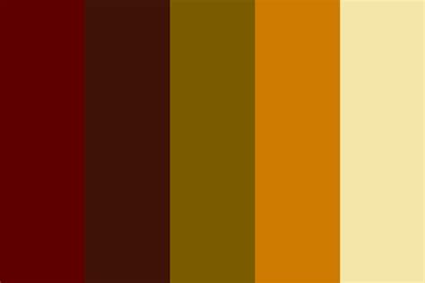 antique palace color palette