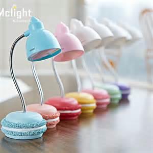 Bathtub Valve Cute Lovely Macaron Led Desk Lamp Folding Adjustable 3