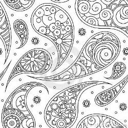 paisley pattern royalty free stock photography image 22653977