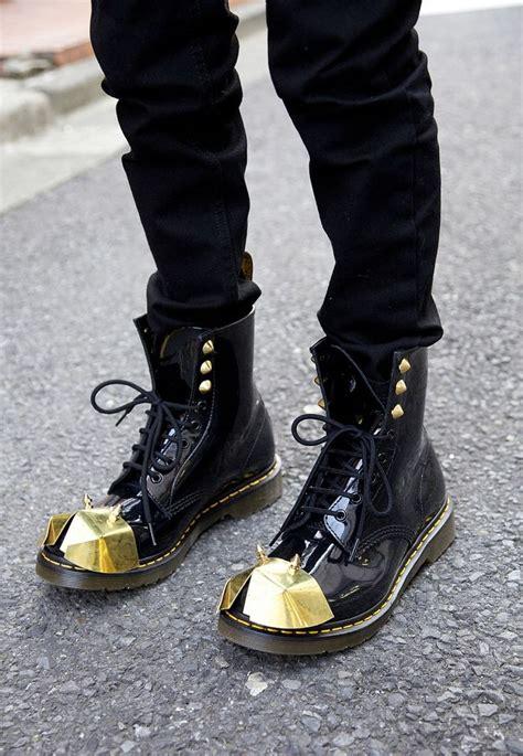 High Heels Fashion Dr Hijau way to customize your dr martens and do a sick harajuku boy my