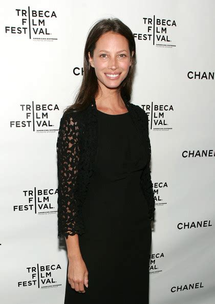 Turlington For Chanel 2008 by Turlington Photos Chanel Tribeca Festival