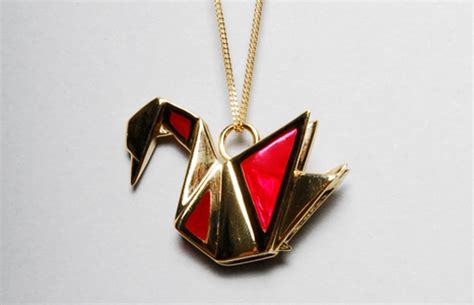 Origami Jewellery Uk - origami jewellery by miss san artatheart