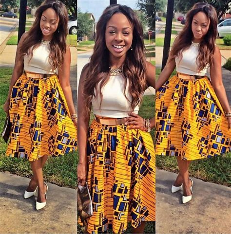 creative ankara styles for african ladies 2015 design ankara short skirt design dezango fashion zone