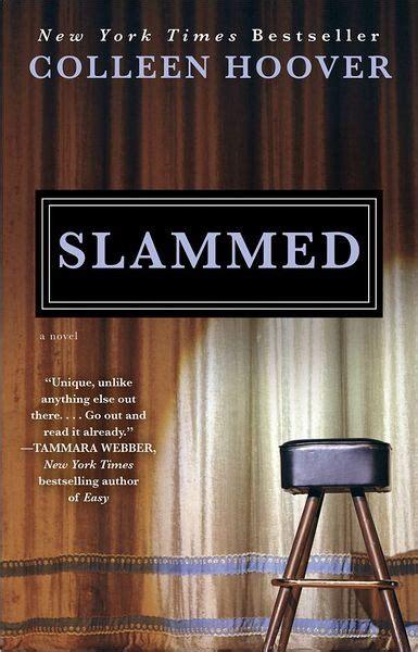 slammed colleen hoover book club