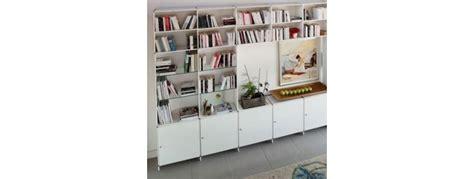 librerie in metallo zottoz libreria moderna metallo