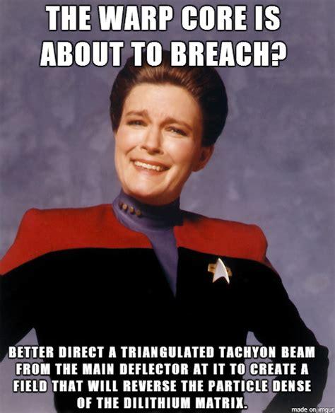 Star Trek Voyager Meme - image janeway meme png trek initiative wiki