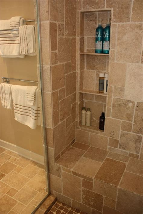 17 best ideas about shower seat on bathroom