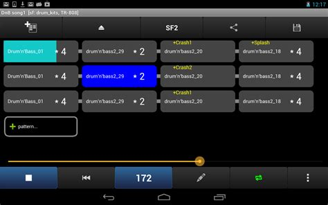 drum pattern player drum grooves arranger free 1mobile com