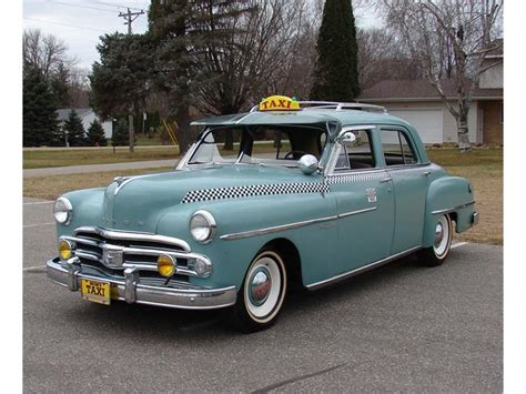 1950 dodge cars 1950 dodge meadowbrook classic cars