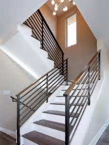 Wrought Iron Banister Railing Metal Railing Ideas Pictures Remodel And Decor