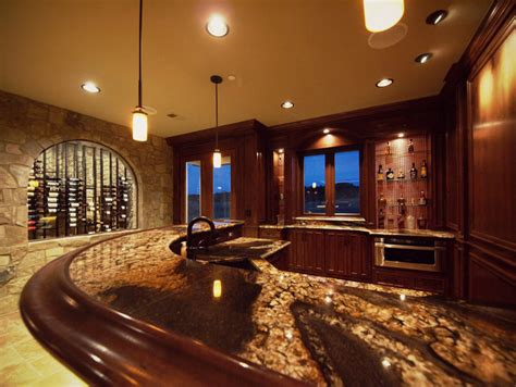 Remodeling Ideas For Kitchen luxury wine cellars by timber ridge properties