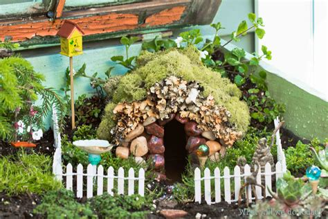 fairy garden houses fairy garden home final what will we do today