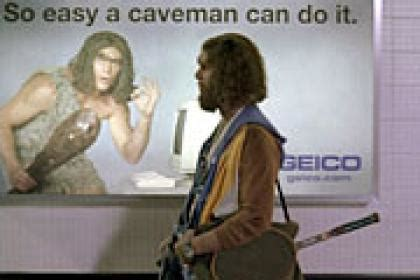 Geico Cavemen Focus Of Abc Tv Pilot by What Else Can Cavemen Do Sitcoms Apparently Mental Floss
