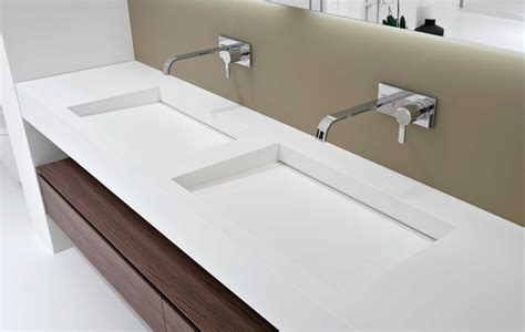 integrated bathroom sink myslot integrated sink modern bathroom sinks miami