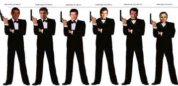 bond actors in order pictures to pin on pinsdaddy