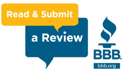 customer reviews for businesses better business