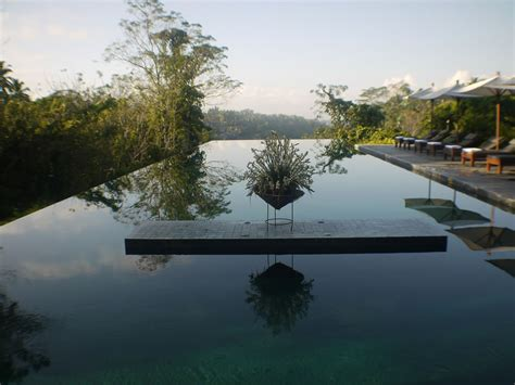infinity pools bali infinity pool honeymoon alila ubud bali bear tales
