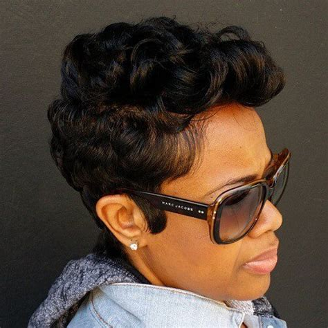short top long back black haircut 50 lovely black hairstyles for african american women