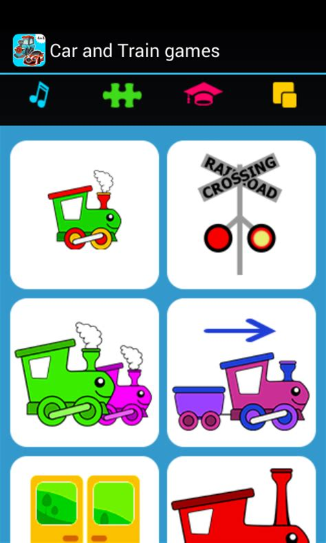 Vehicles Eq Puzzle car for toddlers android apps on play