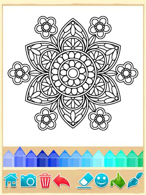 Mandala Coloring Pages Google Play | mandala coloring pages android apps on google play