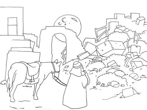 Nehemiah 8 Coloring Pages by 1000 Images About Nehemiah On