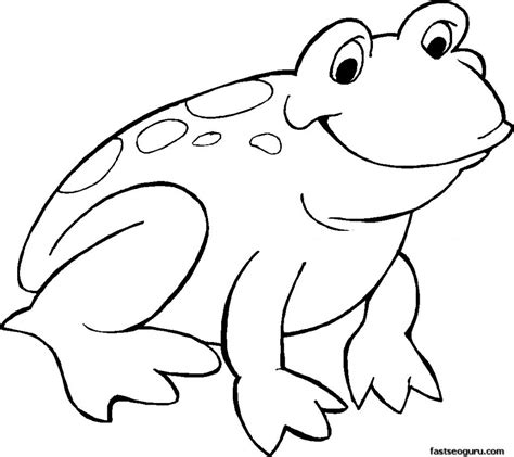 Red Eyed Tree Frog Coloring Id 73090 Uncategorized Yoand Eyed Tree Frog Coloring Page