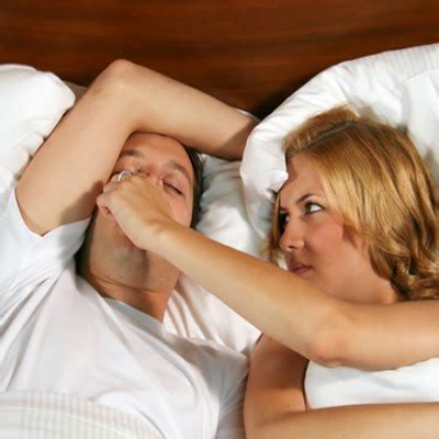 8 Tips To Stop On Your Partner by 8 Simple Tips To Stop Snoring Naturally