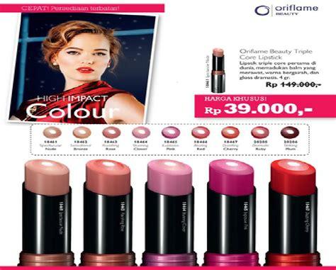 Lipstik Oriflame my makeup diarires diskon spesial lipstik lip gloss oriflame april 2013
