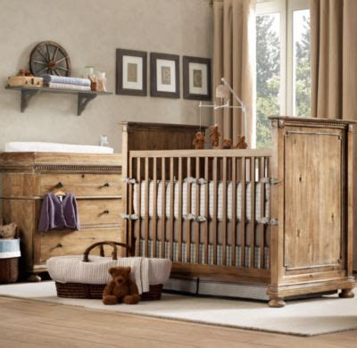 rustic baby bed rustic wood baby cribs awesome pinterest