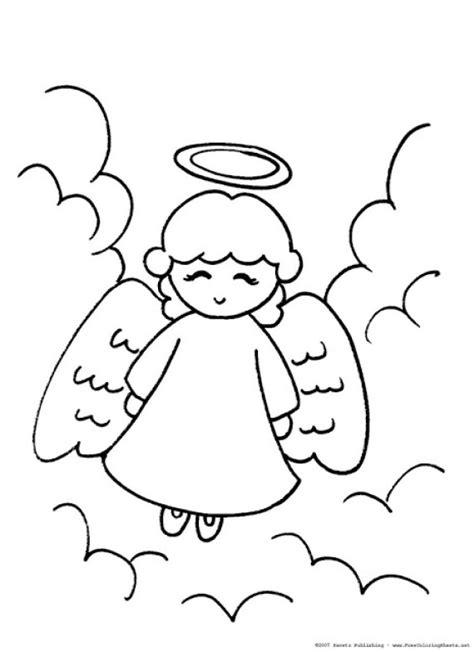 imagenes de jesus para dibujar faciles dibujos de angeles de navidad para colorear e imprimir