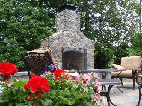 Backyard Grill Fairfax Va Firepits Fireplaces Greenworks Landscaping Nursery