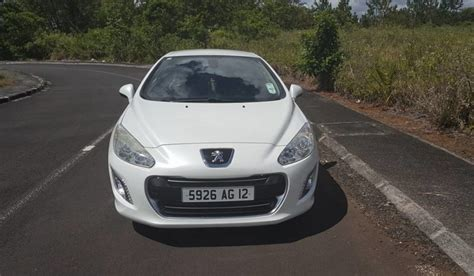 peugeot second hand cars second hand peugeot 308 2012 lexpresscars mu
