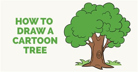 how to draw a doodle tree how to draw a tree easy step by step drawing guides