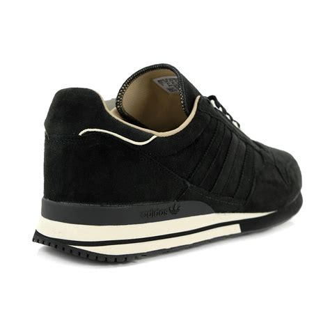 Adidas Black Made In adidas originals zx 500 made in germany 2 black leather