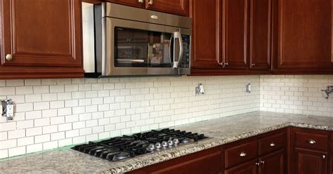anyone can decorate subway tile backsplash the debacle
