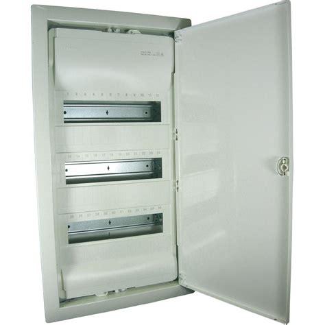 armoire electrique hager hager vu36nc encastrable nbr d emplacements total 36 nbr de rang 233 es 3 1 pc s
