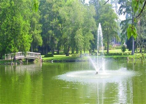 Edisto Gardens by Orangeburg Sc Turtle Pond Located In Edisto Memorial