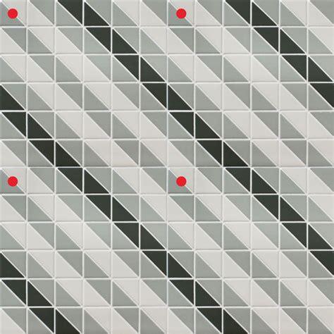 geometric pattern l chino hill diagonal 2 mosaic geometric triangle tiles