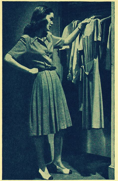 Retro Wardrobe by Kenna Lulu Fall Winter 1940