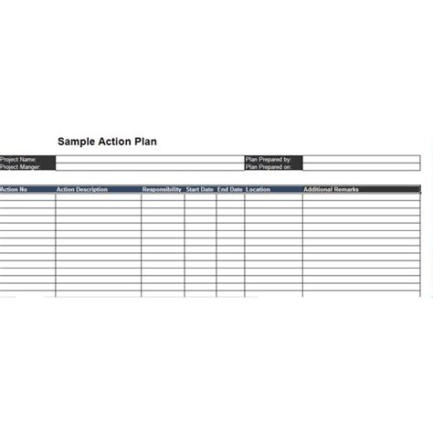 top 3 free sle action plans