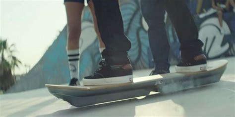 skate volante skateboard volant retour vers le futur