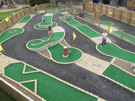 backyard miniature golf my backyard mini golf course on pinterest miniature golf